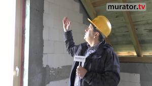 Budowa z silikatów - ściany szczytowe