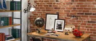 Loft, meble nowoczesne, industrialne