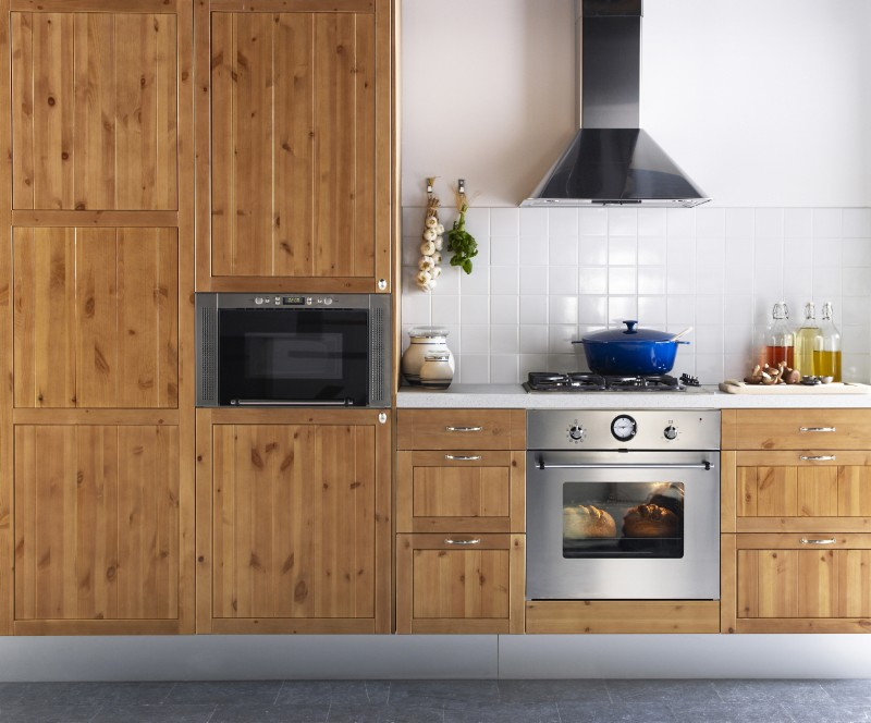 Piekarnik w nowoczesnej kuchni