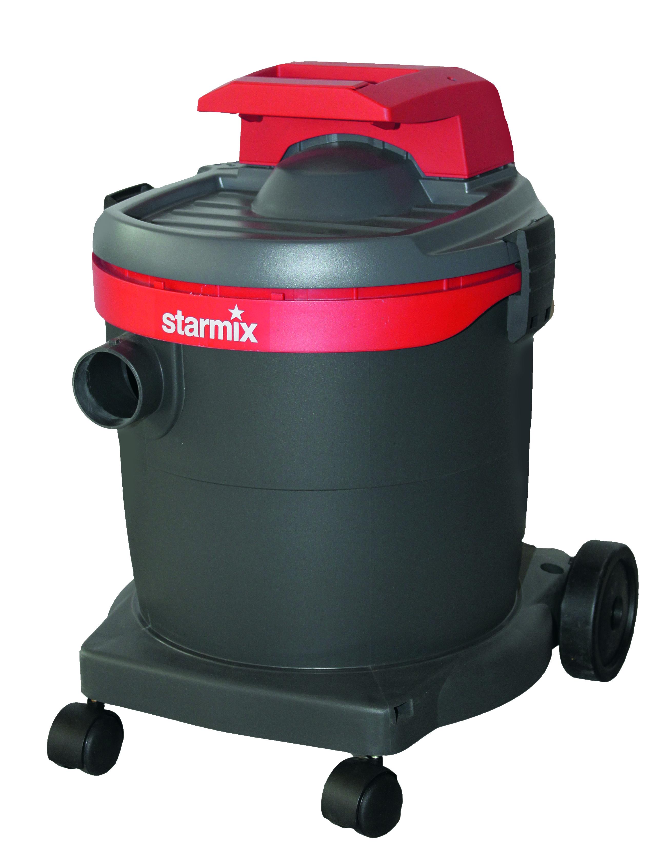 Odkurzacz budowlany Starmix AS AR 1232EH+