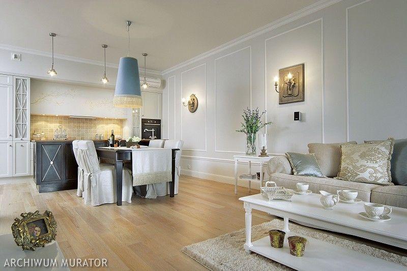 Jak urządzić salon w stylu klasycznym? Jak dobrać kolory, meble, dodatki, by tworzyły harmonijne wnętrze?