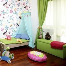 Pokój dla dziecka - czysty i zdrowy. Jakie farby są bezpieczne i czy na podłogę kłaść dywan?