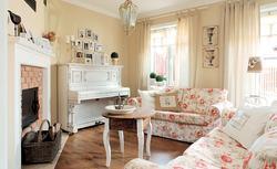 Jaki kolor ścian wybrać, aby aranżacja salonu sprzyjała relaksowi