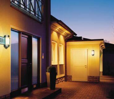 Oświetlenie strefy wejścia
