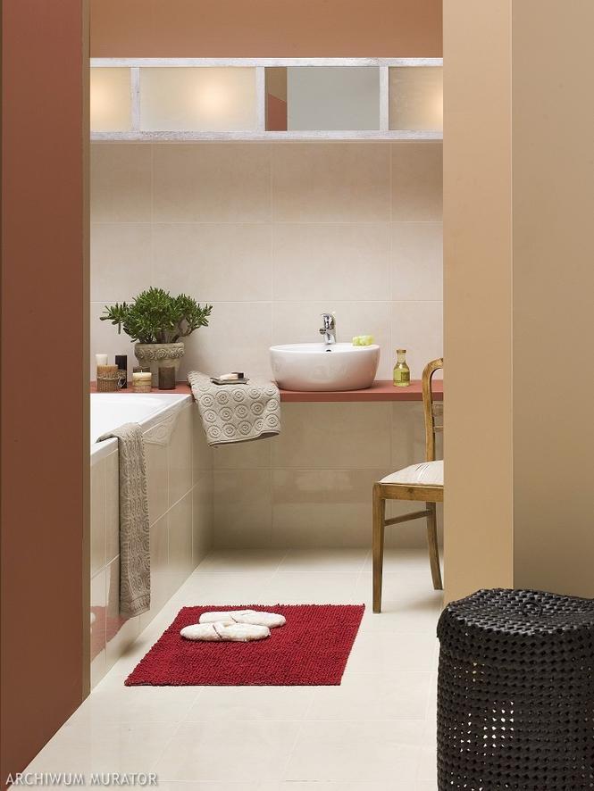 Ciepła podłoga w łazience