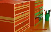 Dekorujemy szafki - stare szafki w pięknej nowej odsłonie