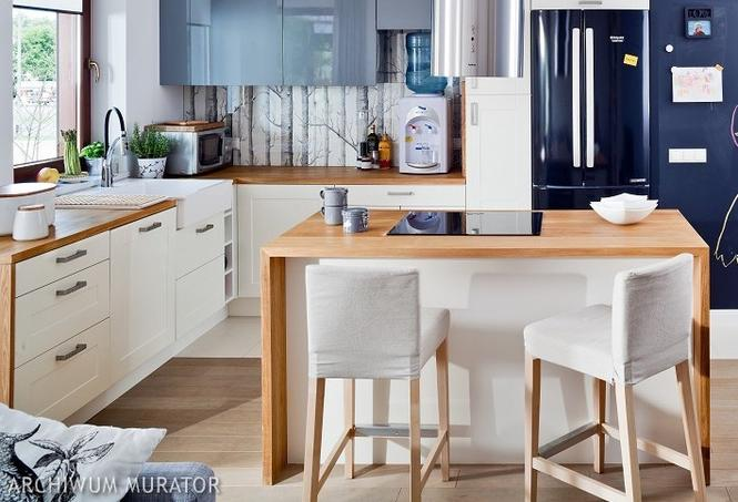 Wyspa kuchenna w kuchni otwartej i zamkniętej Poznaj   -> Kuchnia Z Wyspą Ikea