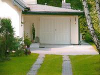 Brama garażowa rozwieralna