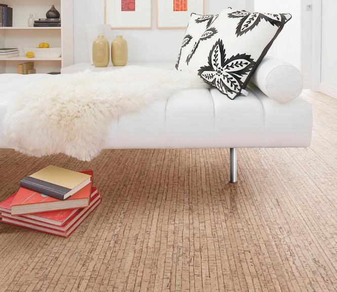 Podłoga z paneli korkowych