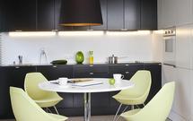 Czarna kuchnia. Zobacz galerię kuchni urządzonych w efektownej czerni