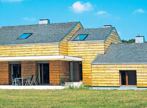 Naturalne pokrycie dachowe