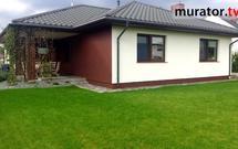 Parterowy budynek z kolekcji Muratora. Jak budowę domu C126b wspominają inwestorzy? Film