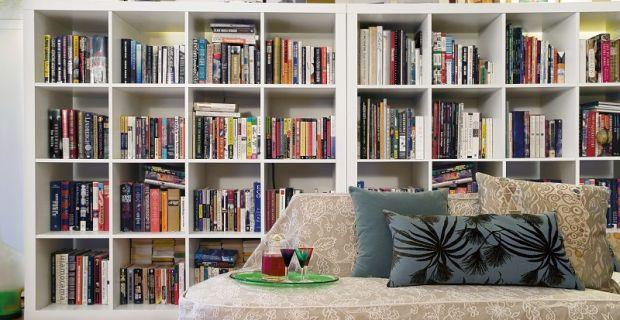 Miejsce na książki