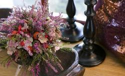 Taras i balkon jesienią. Jesienne kwiaty na balkon: wrzosy w doniczkach