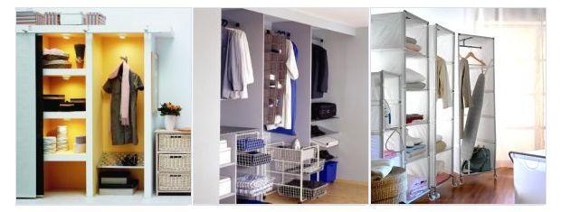 Schowki i szafy