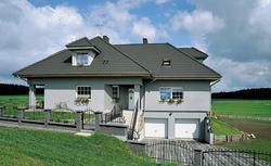 Dom czysty jak łza: sposoby na czysty dach i elewację