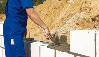 Zaprawa murarska: gotowe zaprawy do murowania