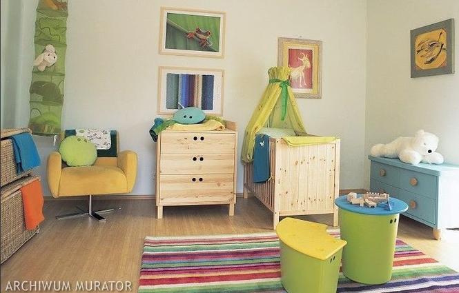 Urządzasz pokój dla dziecka? Kup meble na lata - unikniesz sporych wydatków