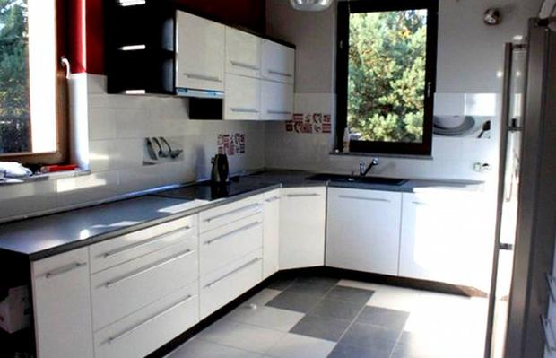 Pomysły na kuchnię  aranżacje, inspiracje, ciekawe rozwiązania, projekty zre   -> Inspiracje Domowe Kuchnia